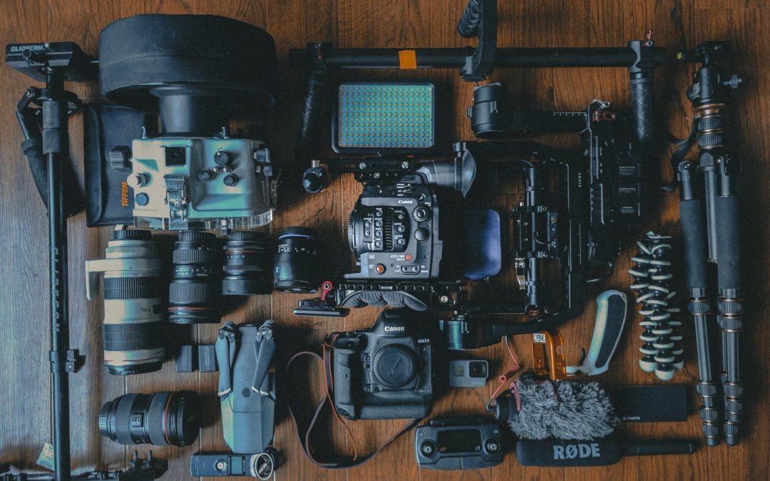 What Equipment Should You Buy As a Beginning Filmmaker?