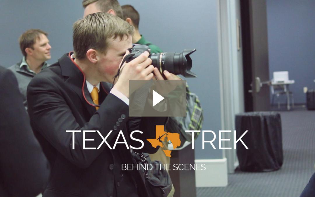 Behind The Scenes of the 2016 MWCFA Texas Trek