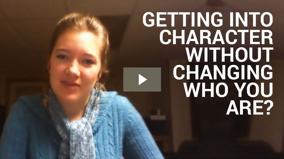 Getting Into Character Without Changing Who You Are (Video)